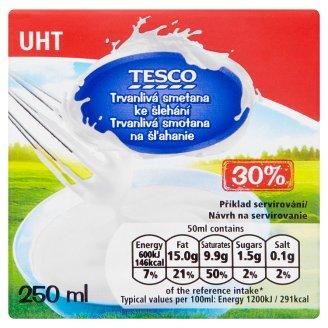Tesco Whipping Cream 250 ml
