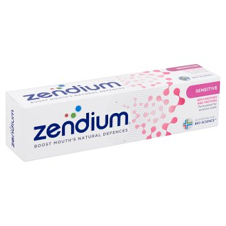 Zendium Sensitive Toothpaste 75 ml