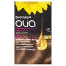 Garnier Olia 6.0 világosbarna tartós hajfesték