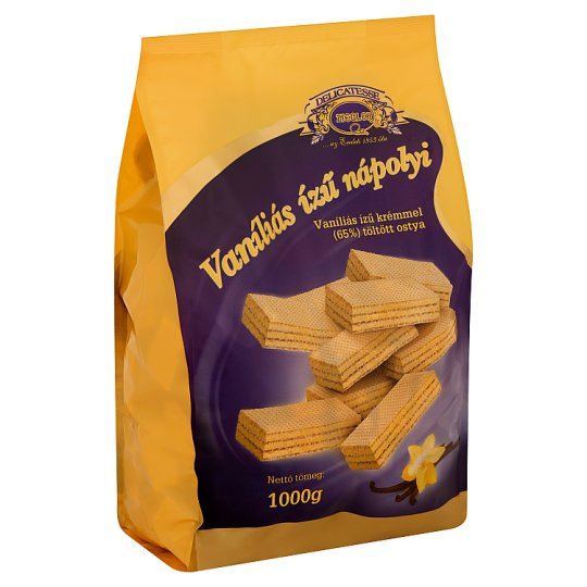 Ziegler Vanilla Flavoured Wafer 1000 g