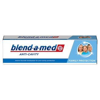Blend-a-med Anti-Cavity Toothpaste Family Protection 100ml