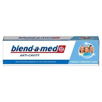 Blend-a-med Anti-Cavity Family Protection Fogkrém, 100 ml