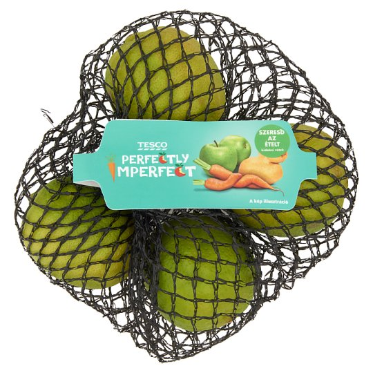 Tesco Perfectly Imperfect lime 4 db