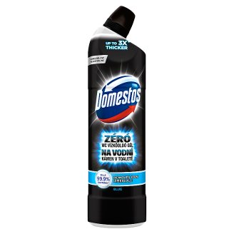Domestos Zéró Blue WC vízkőoldó gél 750 ml