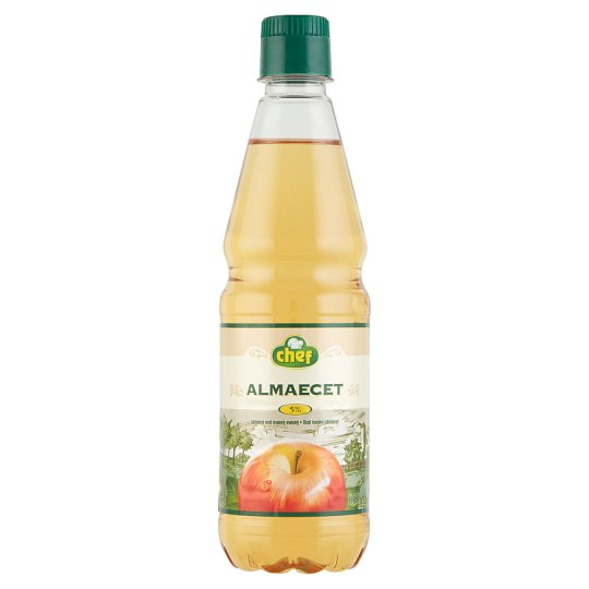 Chef Apple Cider Vinegar 5% 0,5 l