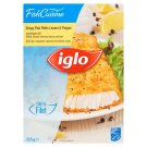 Iglo Fish Cuisine Quick-Frozen Breaded Fish Fillet with Lemon and Pepper 225 g