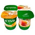 Danone Activia élőflórás, zsírszegény mangós joghurt gabonával 4 x 125 g