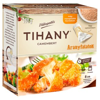 Tihany ARANYFALATOK From Creamy Camembert Cheese 188 g