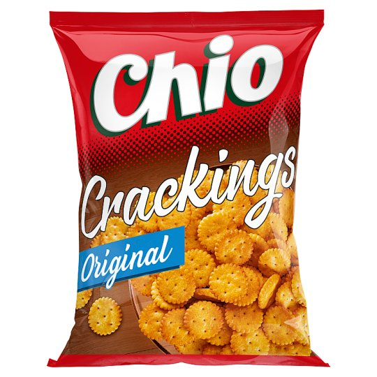 Chio Crackings Original Savoury Snacks 100 g