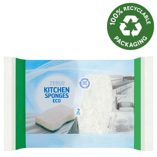 Tesco Eco mosogatószivacs 2 db