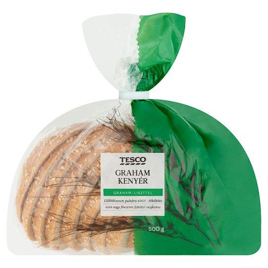 Tesco Sliced Graham Bread 500 g