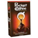 Pocket Coffee Espresso Chocolate and Milk Chocolate Praline with Real Liquid Coffee 18 pcs 225 g