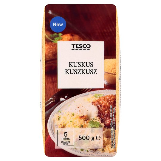 Tesco Couscous 500 g