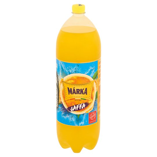 Márka Jaffa Orange Flavoured Low-Energy Carbonated Drink with Sugar and Sweeteners 2,5 l