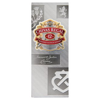 Chivas Regal Scotch Whisky 40% 0,5 l