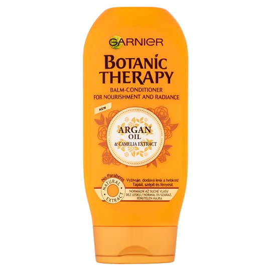 Garnier Botanic Therapy Argan Oil & Camelia Extract Balm-Conditioner for Normal and Dry Hair 200 ml