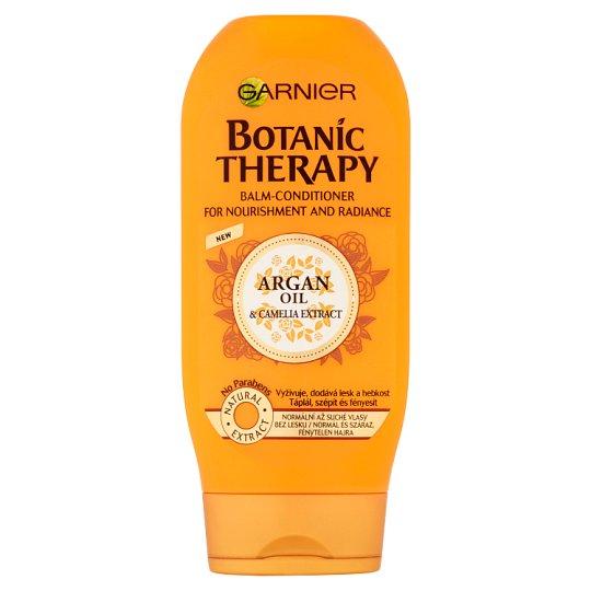 Garnier Botanic Therapy Argan Oil & Camelia Extract hajbalzsam normál és száraz hajra 200 ml