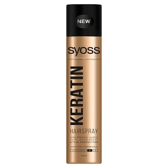 Syoss Keratin Style Perfection Extra Strong Hairspray 300 ml