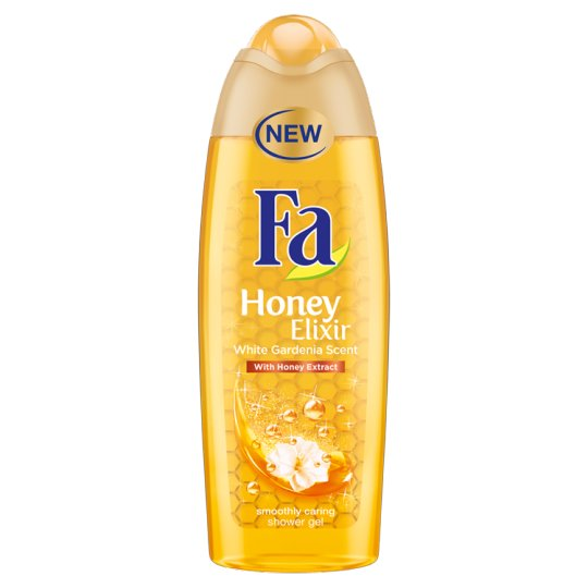 Fa Honey Elixir White Gardenia Scent Shower Gel 250 ml