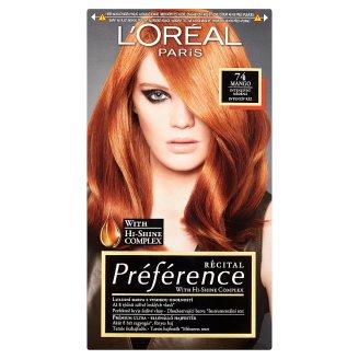 L'Oréal Paris Préférence 74 Intensive Copper Premium Ultra-Resistant Colorant