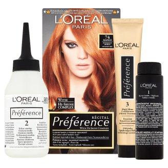 image 2 of L'Oréal Paris Préférence 74 Intensive Copper Premium Ultra-Resistant Colorant