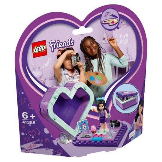 image 1 of LEGO Friends Emma's Heart Box 41355