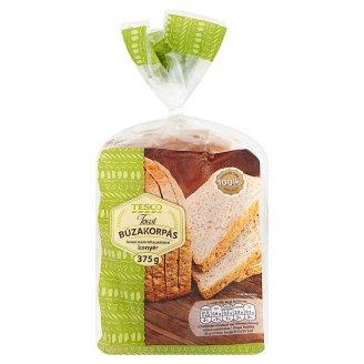 Tesco Toast Bread with Wheat Bran 375 g