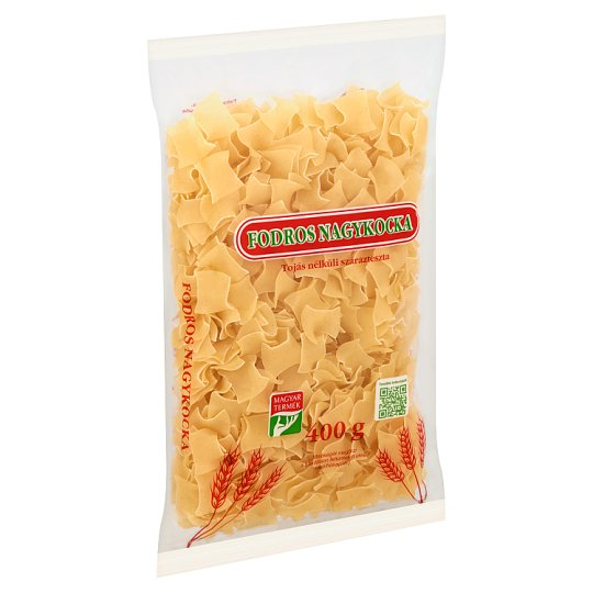 Frilly Large Squares Dry Pasta without Eggs 400 g