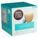 Nescafé Dolce Gusto Flat White Whole Milk Powder with Instant Coffee and Sugar 16 pcs 187,2 g