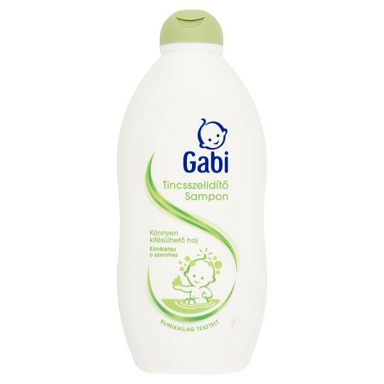 Gabi tincsszelídítő sampon 400 ml