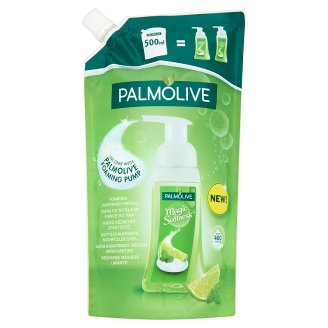 Palmolive Magic Softness Foaming Handwash Refill with Lime and Mint Fragrance 500 ml