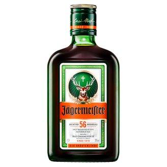 Jägermeister gyógynövény likőr 35% 0,2 l