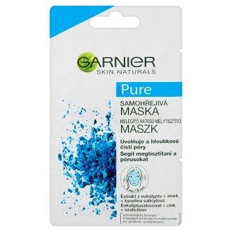 Garnier Skin Naturals Pure melegítő hatású mélytisztító maszk 2 x 6 ml