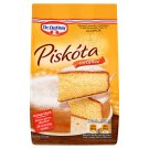 Dr. Oetker Piskóta alappor tortához 300 g