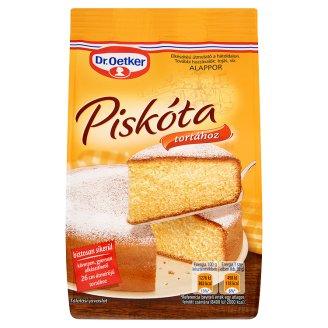 Dr. Oetker Sponge Cake Base Powder for Cake 300 g