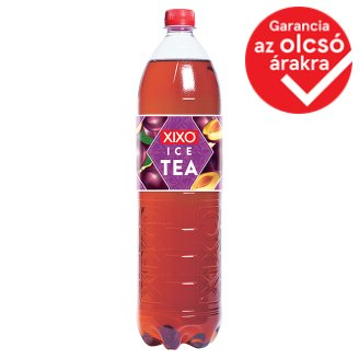 XIXO Ice Tea Plum Flavoured Soft Drink 1,5 l