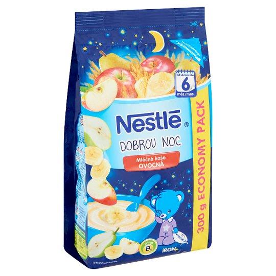 Nestlé Jó éjszakát Mixed Fruit Milk Porridge 6+ Months 300 g