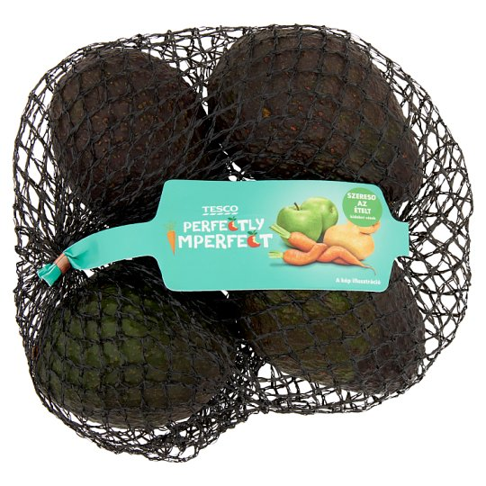 Tesco Perfectly Imperfect Avocado 4 pcs