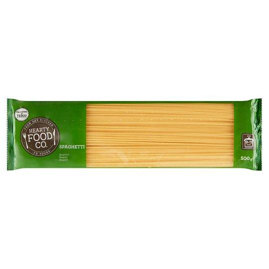Hearty Food Co. spagetti tojás nélküli száraztészta 500 g