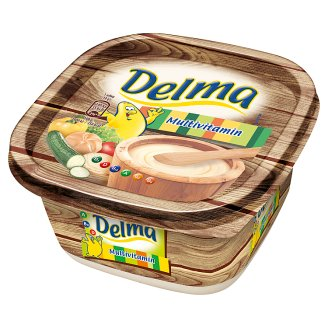 Delma Multivitamin Light Margarine 500 g
