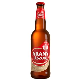 Arany Ászok Traditional Lager Beer 4,3% 0,5 l