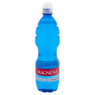 Magnesia Go Non-Carbonated Natural Mineral Water 0,75 l