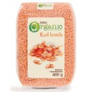 Tesco Organic Red Lentils 400 g