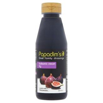 Papadimitriou Kalamata Balsamic Cream with Fig 250 ml