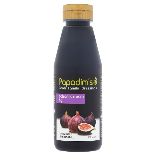 Papadimitriou Kalamata Balsamic Cream with Fig 250 ml
