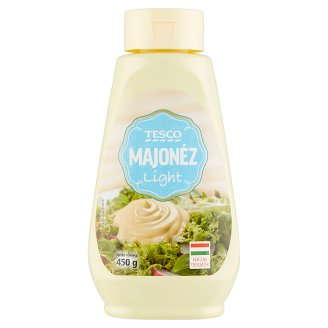 Tesco Light Mayonnaise 450 g