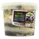 Tesco Ruszli pácolt heringtörzs cukorral és édesítőszerrel 1000 g
