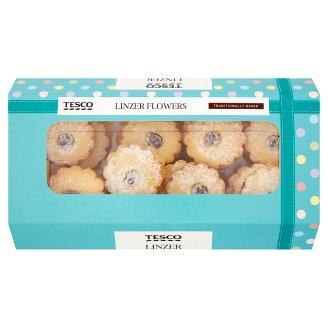 Tesco Linzer Sweet Tea Biscuits 300 g