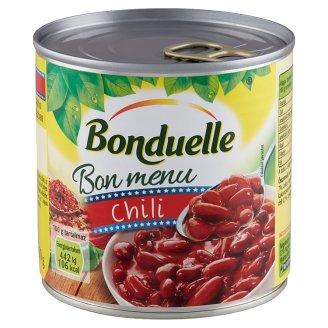 Bonduelle Bon Menu Chili vörösbab csípős mexikói mártásban 430 g