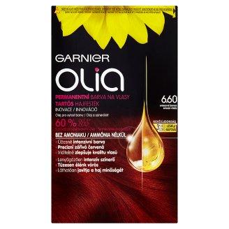 Garnier Olia 6.60 intenzív vörös tartós hajfesték